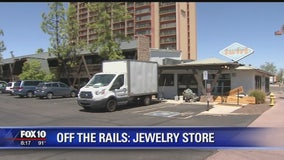 Off the Rails: Jewelya jewelry store