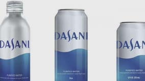 Coca-cola to begin selling Dasani water in aluminum cans