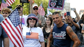 'Straight Pride' parade held in Boston
