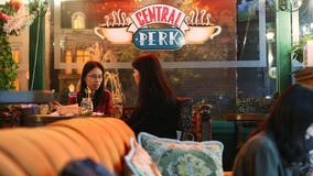 'Friends' fans: Central Perk pop-up coffee shops are coming to Los Angeles
