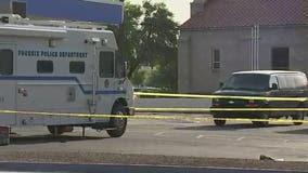 Police: Airman fatally shot breaking into Phoenix apartment