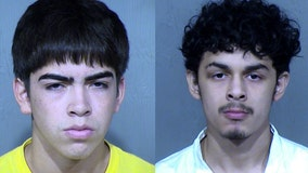Phoenix Police: 2 arrested in connection with October 2018 murders in Downtown Phoenix
