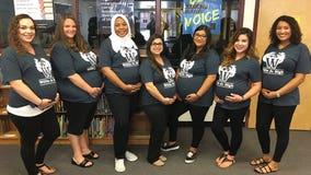 Baby boom: 7 teachers pregnant at same Chandler school