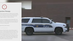 14-year-old arrested after school threat posted online