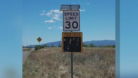 Thief who swiped Prescott Valley speed limit sign sought