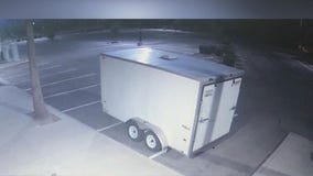Stolen trailer full of gear belonging to youth hockey team found