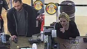 PD: Couple accused of cashing fake checks in Phoenix-area stores