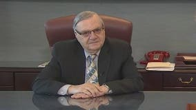 Former Maricopa County Sheriff Joe Arpaio announces plans to run for sheriff in 2020