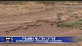 Police: Man, woman found dead in separate locations in Casa Grande identified