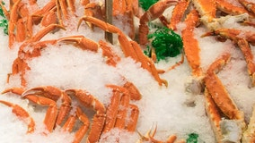 Mother, daughter arrested for allegedly stuffing $200 worth of crab legs in purse