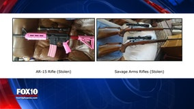 Silent Witness: Rare guns, including Hello Kitty themed AR-15 rifle stolen from Chandler home