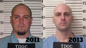 Escaped Tennessee convict could have left state; $52K reward