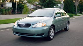 Toyota recalls 191,000 cars over air bag concerns