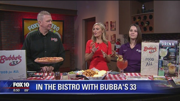 Bubba's 33 showcases burgers, pizza