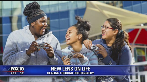 Community Cares: Healing through photography