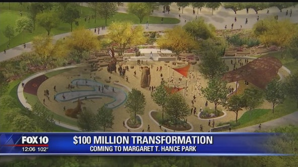Fiesta Bowls donates $2 million to help renovate Margaret T. Hance Park
