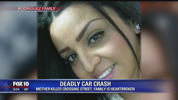 Family of woman fatally struck by car in Glendale speaks out