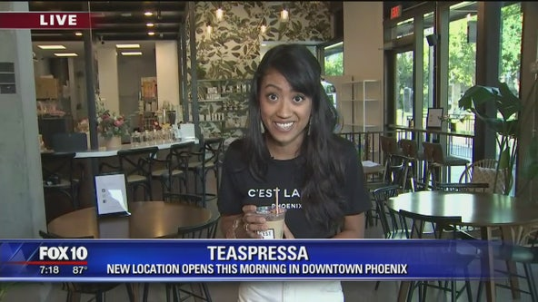 Teaspressa opens new location in downtown Phoenix