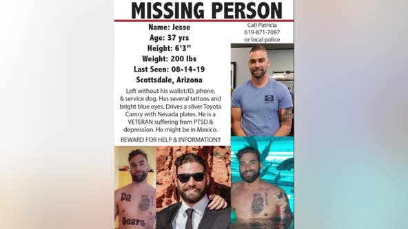Detroit billionaire offering $10,000 reward for missing Scottsdale marine