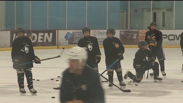 Valley youth hockey team gets their gear back after stolen trailer found