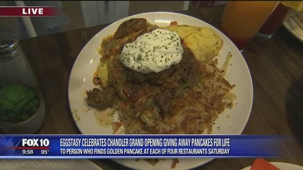 Cory's Corner: Eggstasy celebrates Chandler grand opening