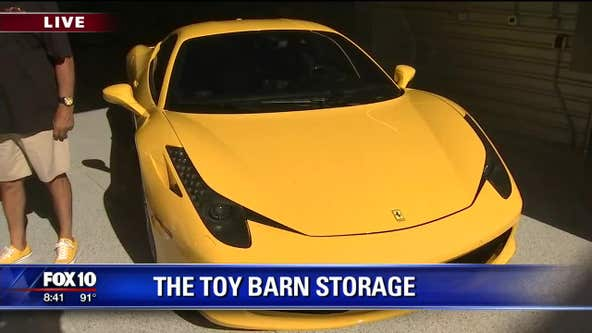 Cory's Corner: The Toy Barn
