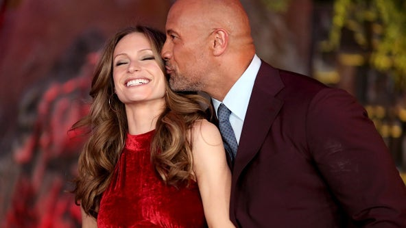 Dwayne 'The Rock' Johnson marries longtime girlfriend Lauren Hashian