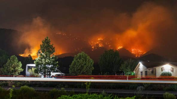 Officials expect dealing with Arizona wildfire to cost $12M