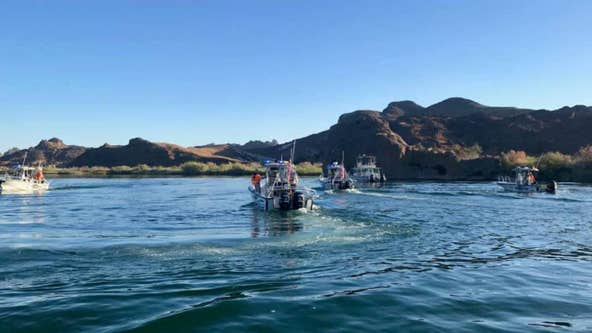 Man in 'extremely critical condition' after being pulled from Lake Havasu