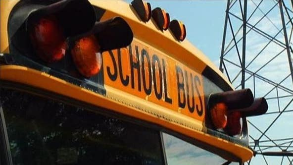 4 elementary students evaluated after taking heart medication on school bus
