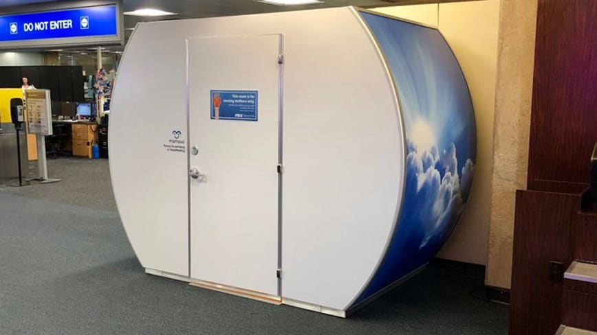 New Mamava nursing suites now available in Terminal 4 at Sky Harbor