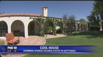 Cool House: Charming Spanish Colonial estate in Scottsdale