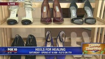 Thrifty Thursday: Heels for Healing at Flo's on 7th