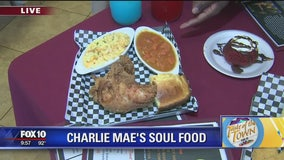 Taste of the Town: Charlie Mae's Soul Food
