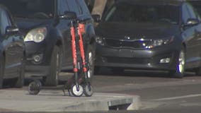 Phoenix residents react to fees for not putting scooters way