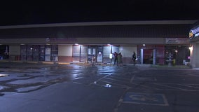 Burglar sets fire inside Phoenix store during break-in