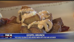 Olmost the Weekend - Gospel Brunch at Taco Guild