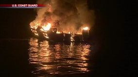 Neighbors say Valley residents were on board boat that caught fire in California