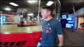 Speed Racer: 9-year-old sets records at Octane Raceway
