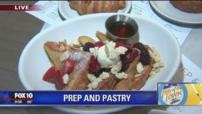 Taste of the Town: Prep and Pastry