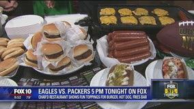 Taste of Thursday Night Football: Char'd