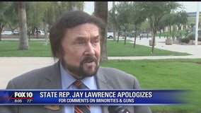 Arizona lawmaker sorry for comments about minorities, guns