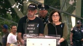 Son of 9/11 victim criticizes Rep. Omar at memorial service
