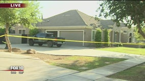 Video shows moments Gilbert Police responded to home where 3-year-old was left in car