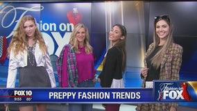 Fashion on Fox: Preppy fashion trends