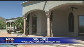 Cool House: Paradise Valley home with a Moroccan flair