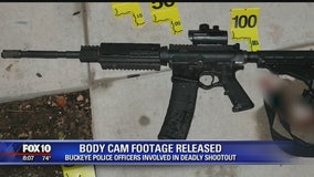Buckeye Police: MCAO determines use of force in deadly December 2018 officer involved shooting justified