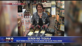 Valley woman celebrates 10 years in the tequila business
