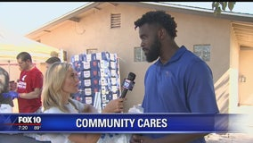 Phoenix Rescue Mission expands its outreach with mobile food pantry