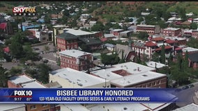 Bisbee's 137-year-old library wins national recognition